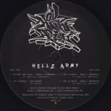 Hellz Army - Untitled (2009) [FLAC]