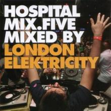 VA - Hospital Mix.Five Mixed By London Elektricity (2007) [FLAC]