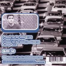 Jamie Myerson - The Lonely World (1997) [FLAC]