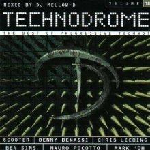 Technodrome Volume 18