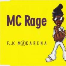 MC Rage - Fuck Macarena (1996) [FLAC]