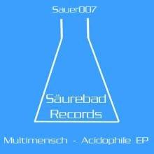 Multimensch - Acidophile EP (2008) [FLAC]