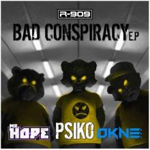 Psiko & Mr. Hope & Okne - Bad Conspiracy EP (2021) [FLAC] download
