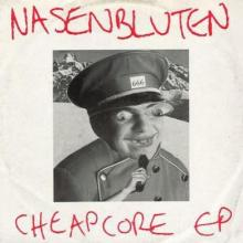 Nasenbluten - Cheapcore EP