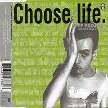 PF Project feat. Ewan McGregor - Choose Life (1997)