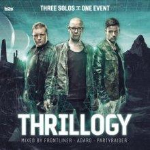 VA - Thrillogy (2013) [FLAC]