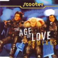 Scooter - The Age Of Love (Remixes) (1997) [FLAC]