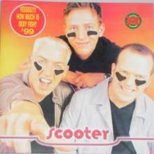 Scooter - Yessss!!!! How Much Is Sexy Fish? '99 (1999) [FLAC]