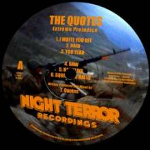 The Quotes - Extreme Prejudice (2011) [FLAC]