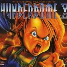 VA - Thunderdome 11 (1995) [FLAC]