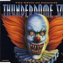 VA - Thunderdome 8 The Single (1993) [FLAC]