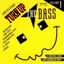 VA - Turn Up The Bass - Volume 1 (1989) [FLAC]