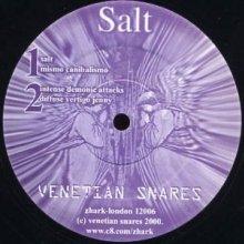 Venetian Snares - Salt (2000) [FLAC]