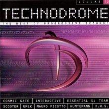 Technodrome Volume 12