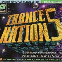 VA - Trance Nation 5 (1995) [FLAC]