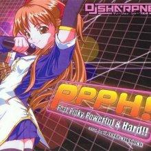 DJ Sharpnel - PPPH! -Phat, Pinky, Powerful & Hard!!-