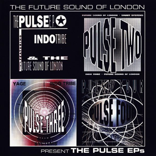 The Future Sound Of London - The Pulse EPs (2008) [FLAC]