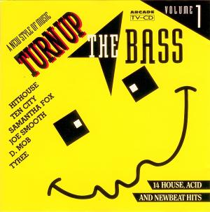 VA - Turn Up The Bass - Volume 1 (1989) [FLAC]