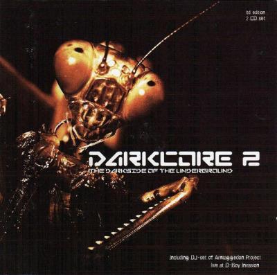 VA - Darkcore 2 - The Darkside Of The Underground