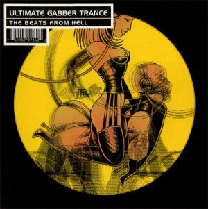 VA - Ultimate Gabber Trance - The Beats From Hell (1996) [FLAC]