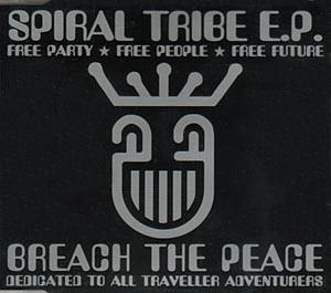 Spiral Tribe - Breach The Peace (1992) [FLAC]