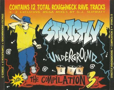 VA - Strictly Underground - The Compilation 3
