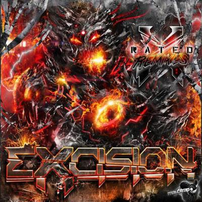 Excision - X-Rated The Remixes (2012) [FLAC]